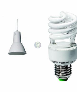 CFL (kompakt) Lámpák
